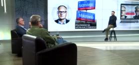 """Lisicki o sprawie Komendy. """"L. Kaczyńskiego pokazuje się, jakby biegał z nożem do prokuratorów"""""""