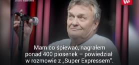 Krzysztof Cugowski rusza w solową trasę. Może za nią zgarnąć pokaźną sumę