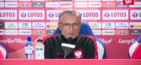 Adam Nawałka skomentował sytuację Glika.