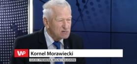 """Kornel Morawiecki o deklaracji syna ws. podatków: """"Źle mówił!"""""""