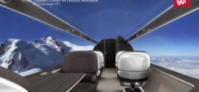 To może być koniec z oknami w samolotach. Już trwają testy