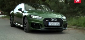 Czy typ nadwozia ma wpływ na osiągi? Porównanie Audi RS 4 Avant i RS 5 Coupé