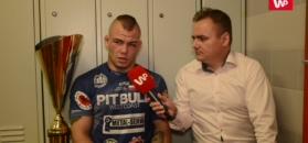Gracjan Szadziński ciężko znokautował Paula Redmonda