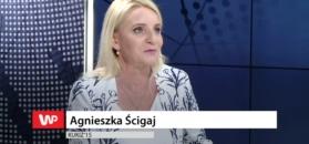 Awantura w KFC z udziałem Andrzeja Dudy i jego żony. Agnieszka Ścigaj komentuje