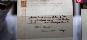 Rasistowskie wpisy Einsteina z podróży po Azji