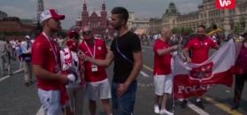 Mundial 2018. Polscy kibice już w Moskwie. Będzie wielka zbiórka przed meczem z Senegalem