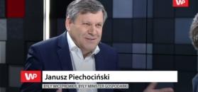 Janusz Piechociński rozemocjonował się jak nigdy. Wszystko przez mecz Polska-Senegal