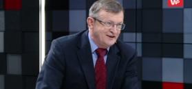 Tadeusz Cymański: obcemu brudnemu paluchowi wara od Polski