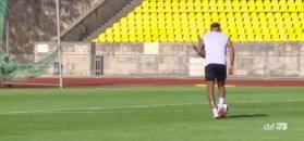 #dziejesiewsporcie: Neymar wraca do gry. Piłkarskie umiejętności policjanta zachwyciły ludzi