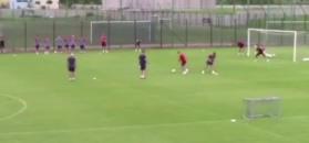 #dziejesiewsporcie: piękny strzał Carlitosa. Bramkarz bez szans