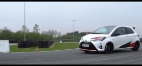 Toyota Yaris GRMN na torze. Ekstremalny mieszczuch
