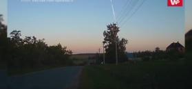 Eksplozja meteorytu nad Rosją
