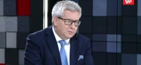 Ryszard Czarnecki broni Patryka Jakiego