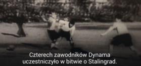 Mundial 2018. Cud w Stalingradzie. Dzień po zakończeniu słynnej bitwy rozegrano mecz piłkarski