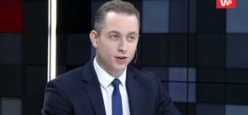 Cezary Tomczyk: Kaczyński panicznie się boi