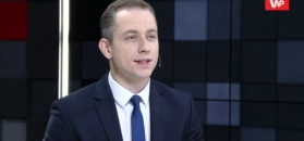 """Cezary Tomczyk: przez PiS wszyscy mówili o """"polskich obozach śmierci"""""""