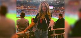 #dziejesięwsporcie: piękna partnerka wspiera reprezentanta Chorwacji