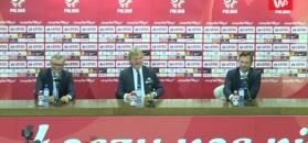 """Mundial 2018. Zabawna wpadka dziennikarza na konferencji. Nawałka: """"chce pan mnie awansować?"""""""