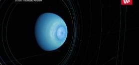 Kosmiczne zderzenie Urana z planetą dwa razy większą od Ziemi. Skutki widać do dziś