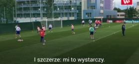Rosjanie niesieni dopingiem kibiców. Z Chorwacją powalczą o kolejną niespodziankę