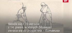 """""""Odyseja"""" na tabliczce. Prawdopodobnie najstarszy zapis dzieła Homera"""