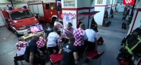 Nie mogli dokończyć oglądania meczu. Szybko zerwali się na akcję