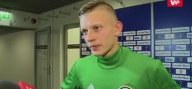 Młody piłkarz Legii zgłasza gotowość do gry w reprezentacji.