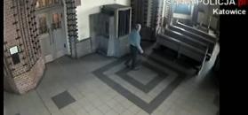 Wszedł, przeżegnał się i ukradł. Policja prosi o pomoc