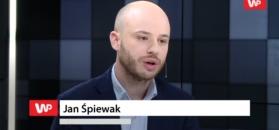 """TVP zrobiła """"bana"""" na kontrkandydata Patryka Jakiego. Jan Śpiewak: jestem zbyt niewygodny"""