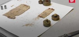 Odszyfrowali papirus sprzed 2000 lat. Zajęło im to pół wieku