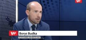 """Absolutny skandal"". Patryk Jaki oskarża Borysa Budkę. Jest riposta"