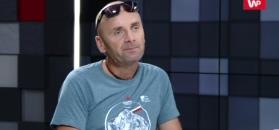 Rafał Fronia przeżył zejście dwóch lawin na K2.