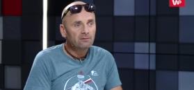 Rafał Fronia: Denis Urubko na K2 przywłaszczył sobie miesiące naszej pracy [4/5] [Sektor Gości]
