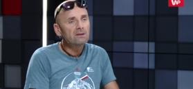 Rafał Fronia odsłania kulisy zimowej wyprawy narodowej na K2 [Sektor Gości] [cały odcinek]
