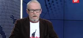 Paweł Kasprzak przeprasza Kornela Morawieckiego za incydent pod Sejmem