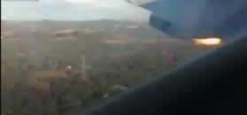 Katastrofa samolotu w RPA. Nagranie pasażera maszyny