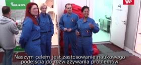 Lunares - kosmiczna baza na lotnisku pod Piłą