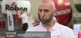 Marcin Gortat: Mamy bardzo dużo kobiet. Nie każda ma czyste intencje [2/5] [Sektor Gości]