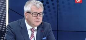 """""""To haniebne"""". Ryszard Czarnecki uderza w Małgorzatę Gersdorf"""