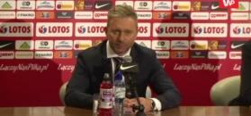 """Jerzy Brzęczek już rozmawiał z reprezentantami. """"Lewandowski pozostanie kapitanem"""""""