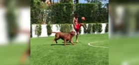 #dziejesiewsporcie: Messi przedryblował... psa