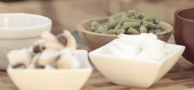 Smażone warzywa. Orientalny dodatek do obiadu