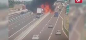 Potężny wybuch we Włoszech