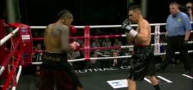 #dziejesiewsporcie: bokserski oszust i niezwykły trik w meczu