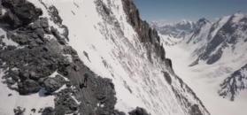 Bargielowie zrobili relację live ze szczytu K2.