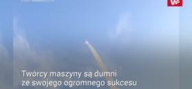 Chiński hipersoniczny samolot