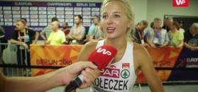 """Karolina Kołeczek ma plan na dalszy rozwój. """"Zostawiłam na bieżni serce"""""""
