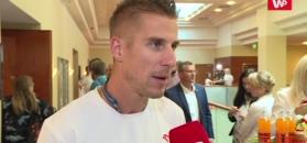 Marcin Lewandowski: Nie brałbym srebra w ciemno. Zawsze walczę o złoto