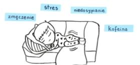 Uczucie spadania podczas snu. Skąd się wzięło?