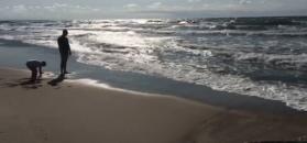 Dzień po tragedii w Darłówku. Ludzie na plaży rozmawiają tylko o tym
